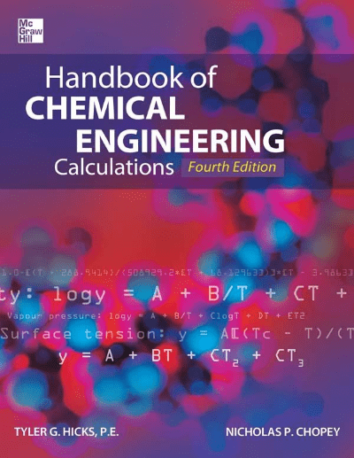Handbook-of-Chemical-Engineering-Calculations-4th-Edition