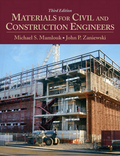 Materials for CIvil Construction Engineer 3rd Edition