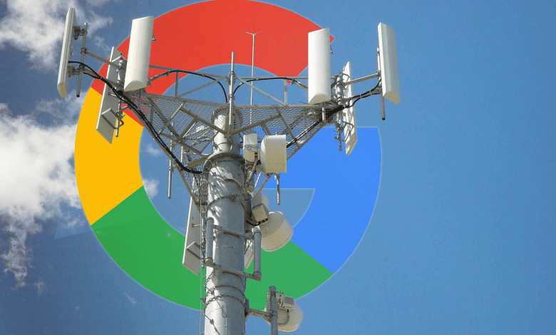 Google's secret project on the 6 GHz band in 17 US states