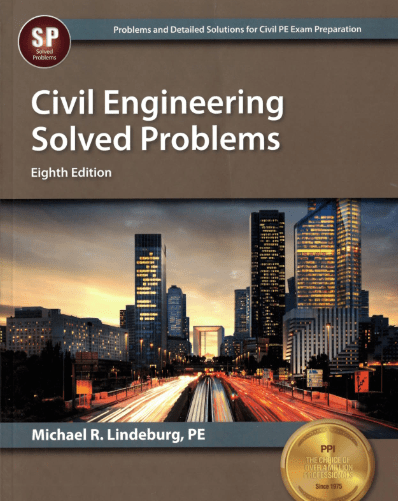 Civil Engineering Sovled Problems 8th Edition