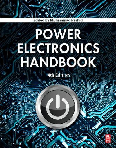 Power-Electronics-Handbook-4th-Edition-by-Muhammad-H-Rashid