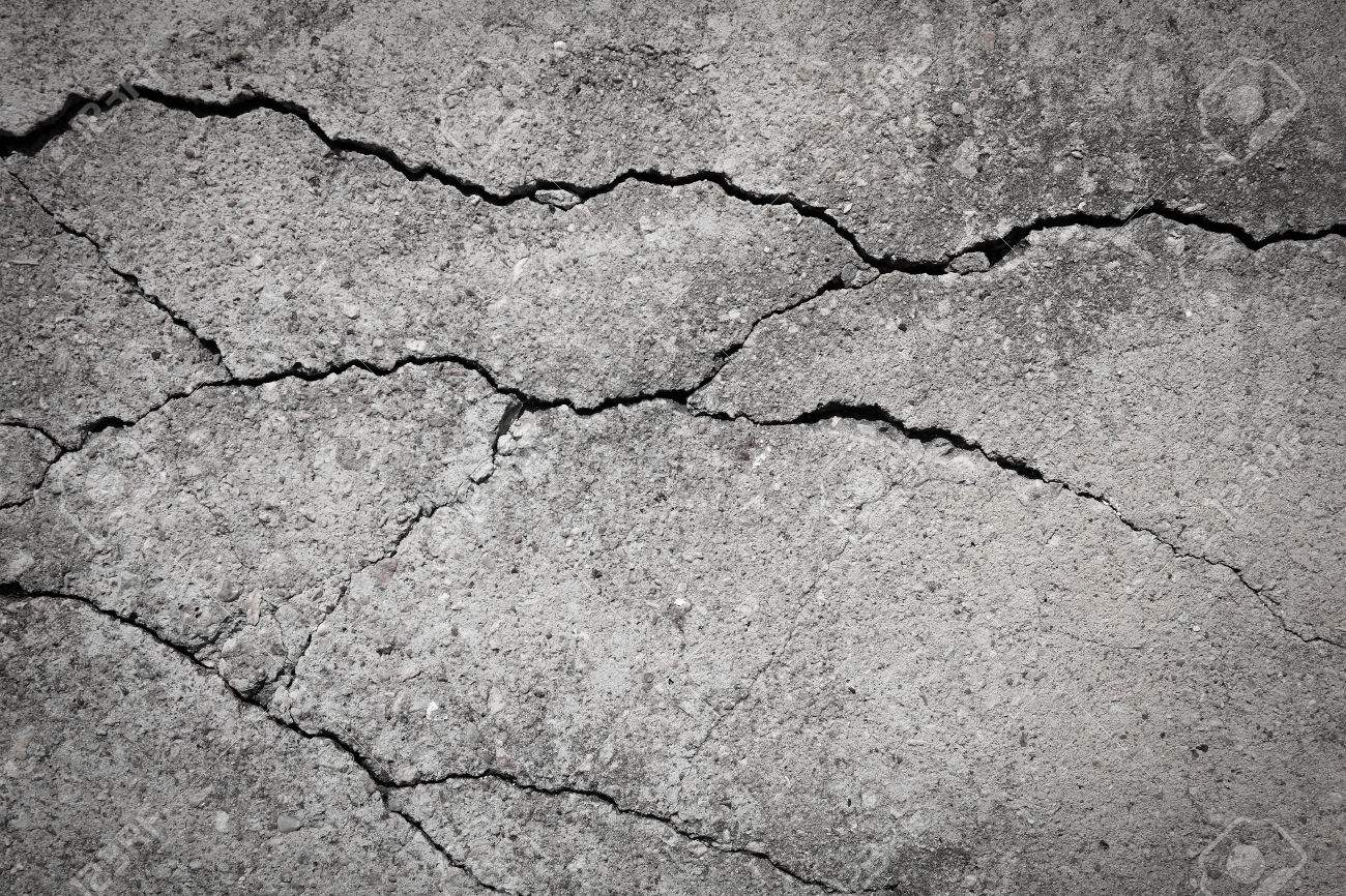 Concrete Cracks: How to prevent or repair